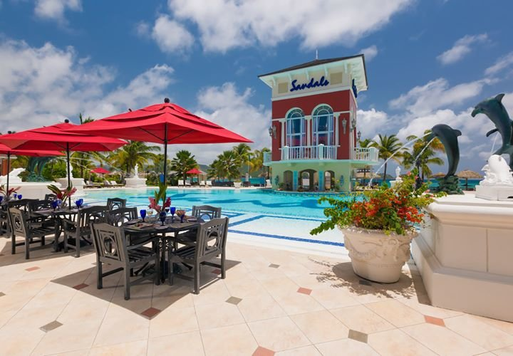 Sandals Grande St. Lucian cover