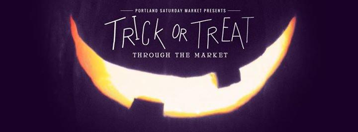 Portland Saturday Market cover