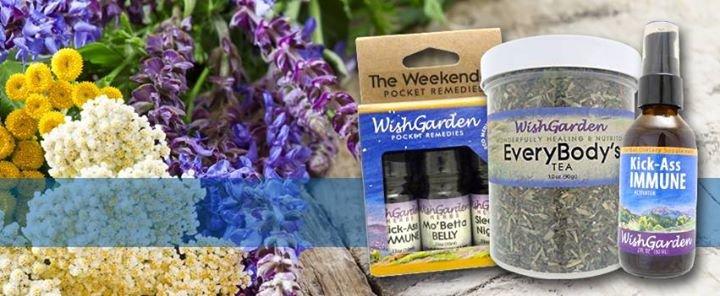 WishGarden Herbs cover