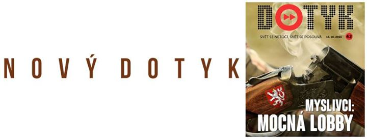 Dotyk.cz cover