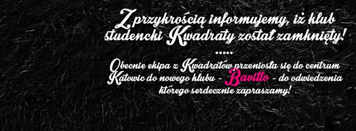 Klub Studencki Kwadraty cover