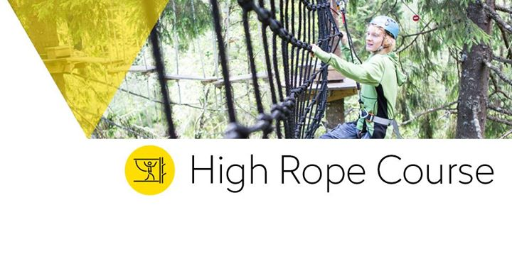Voss Active High Rope & Zip-Line Park cover