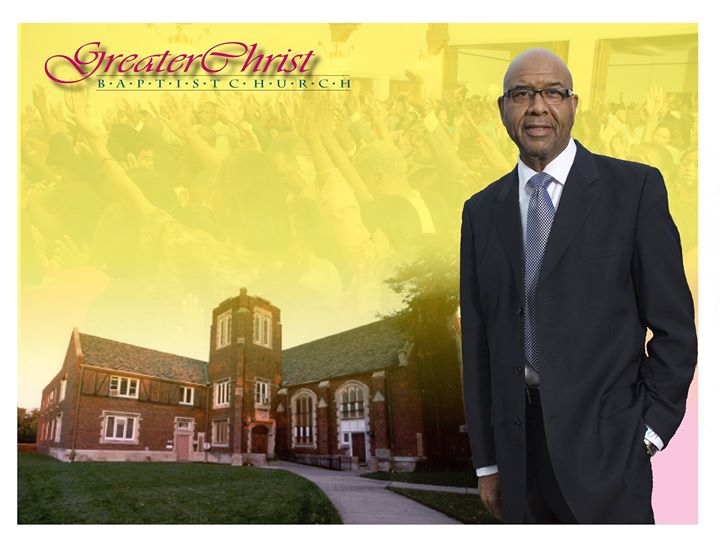 Greater Christ Baptist Church cover