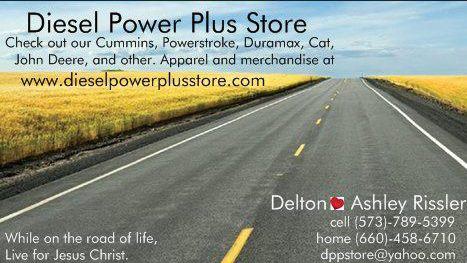 Diesel Power Plus cover