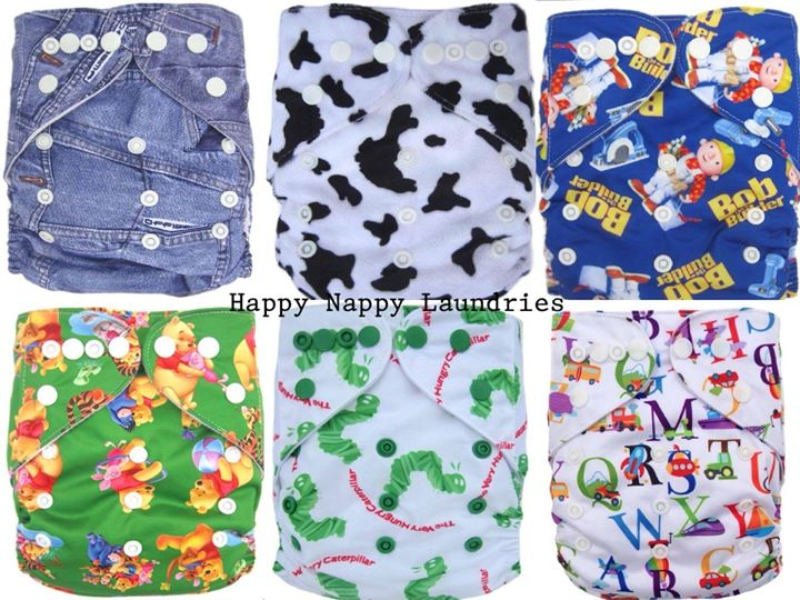 Happy Nappy Laundries cover