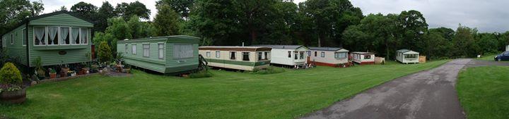 Bradley Burn Caravan Park cover