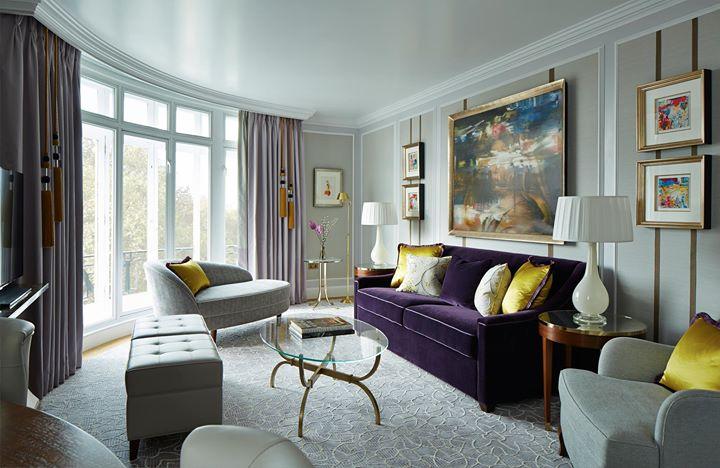 London Marriott Hotel Park Lane cover