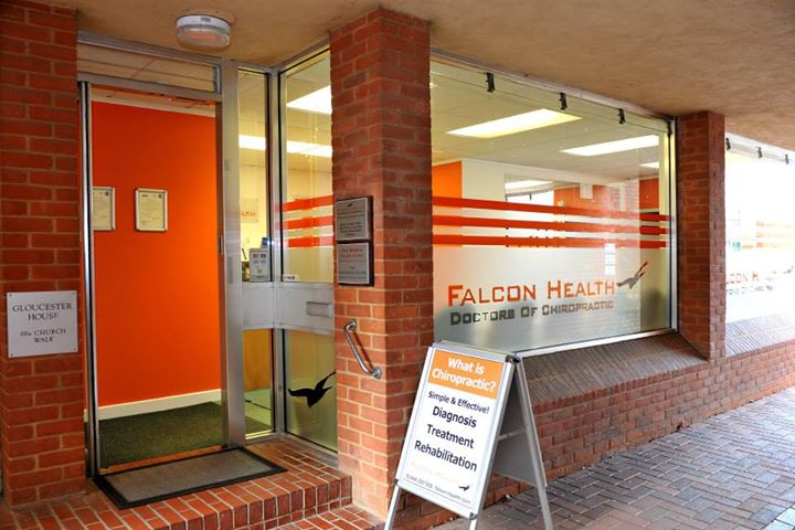 Falcon Health: Chiropractic Physiotherapy & Gym 01444 257 555 cover