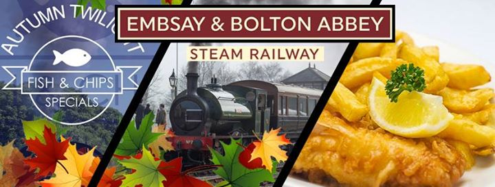 Embsay & Bolton Abbey Steam Railway cover