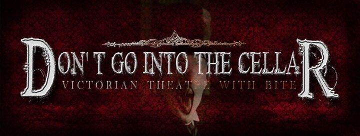 Don't Go Into The Cellar! Theatre Company cover