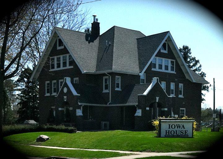 Iowa House cover