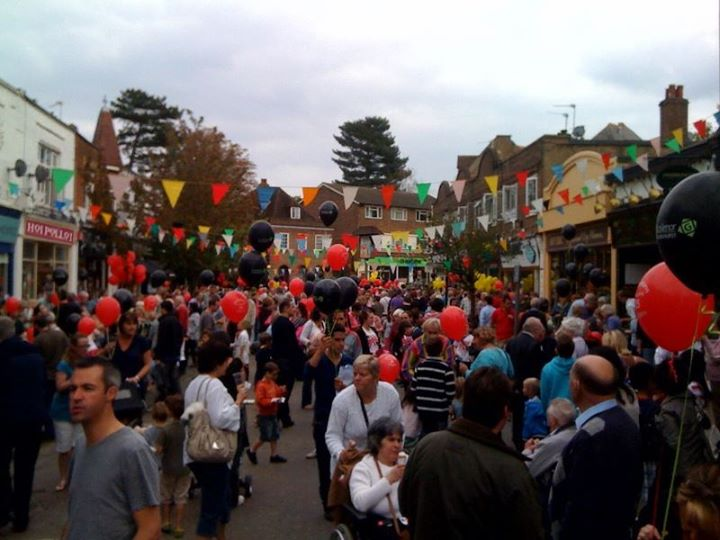 Claygate Shopping cover