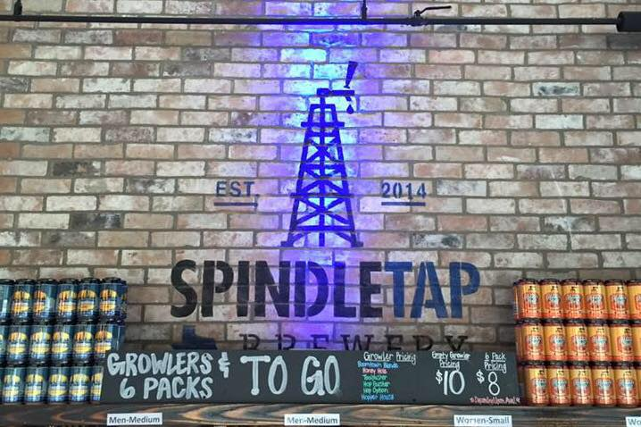 SpindleTap Brewery cover