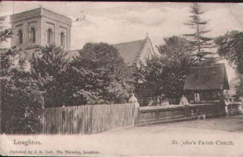 St John's Church, Loughton cover