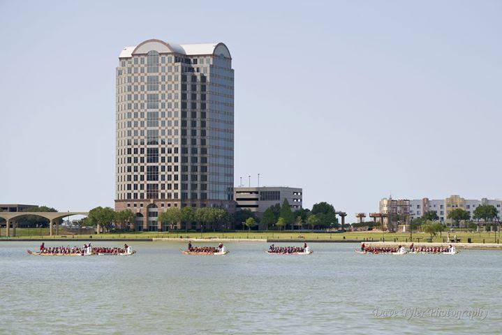 2012 Annual DFW Dragon Boat, Kite, and Lantern Festival cover