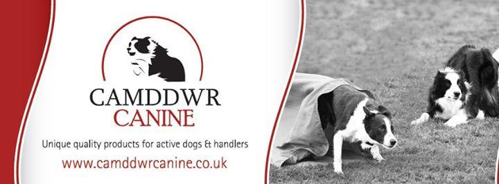 Camddwr Canine Ltd cover