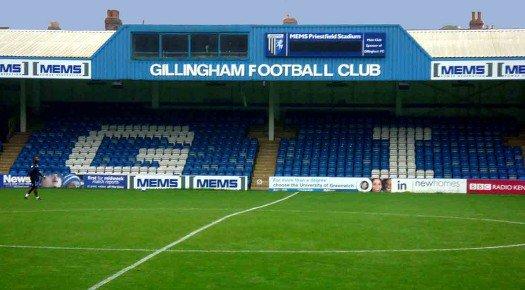 Gillingham Football Club cover