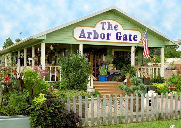 The Arbor Gate cover