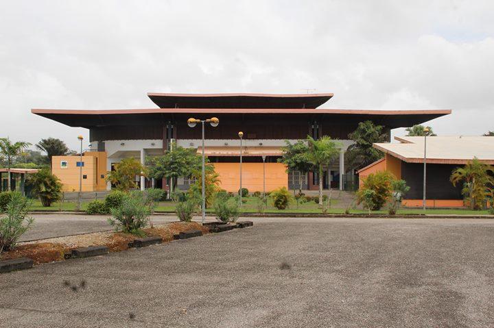 Progt Palais Omnisports Guyane cover