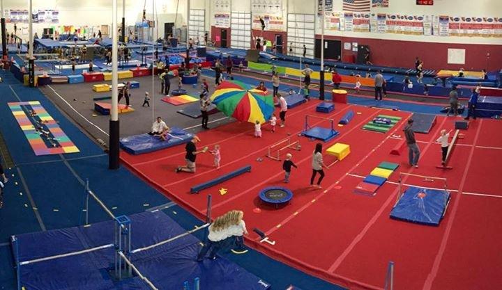 North Valley Gymnastics cover