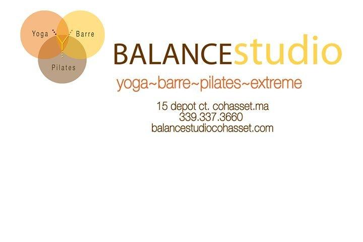 Balance Studio cover