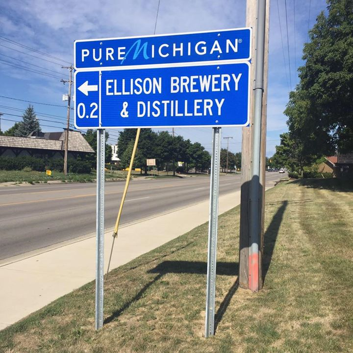 Ellison Brewery + Spirits cover