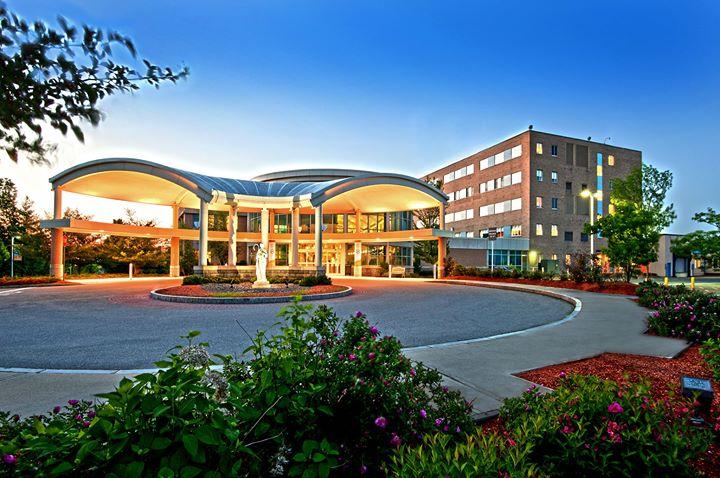St. Joseph Hospital cover