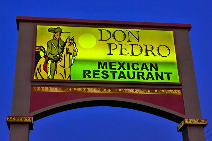 Don Pedro Mexican Restaurant cover