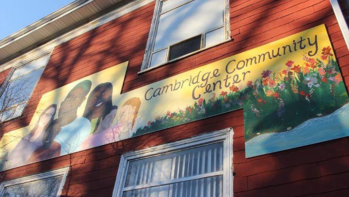 Cambridge Community Center cover