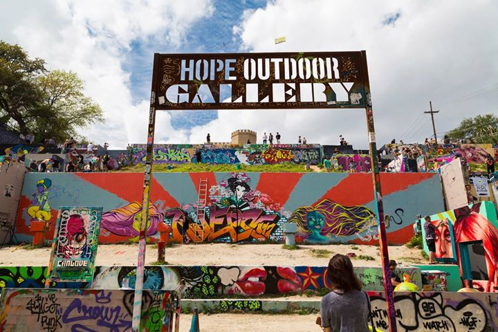 HOPE Outdoor Gallery cover