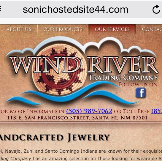Wind River Trading Co. cover