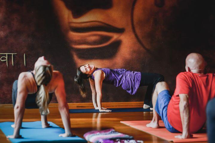 Samadhi Center for Yoga cover