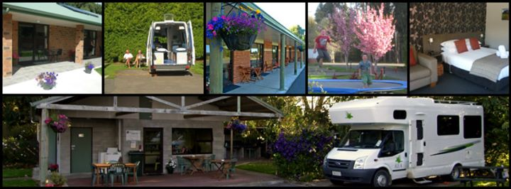 Invercargill TOP 10 Holiday Park and Motels cover