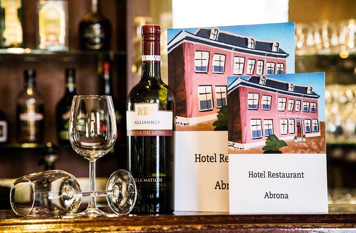 Hotel Restaurant Abrona cover