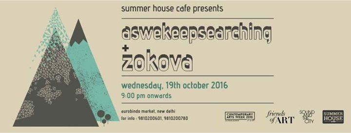 Summer House Cafe Delhi cover