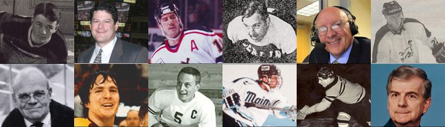 NH Legends of Hockey cover