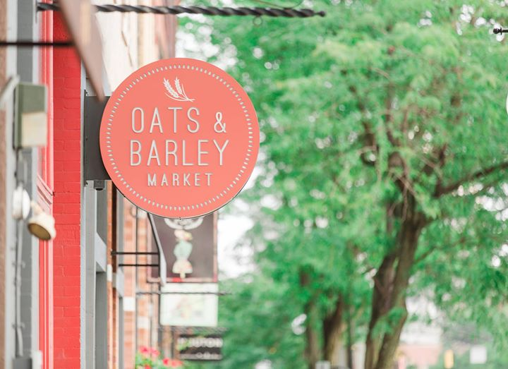 Oats and Barley Market cover