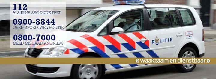 Politie Amsterdam Nieuw-West Zuid cover