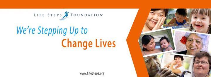 Life Steps Foundation cover
