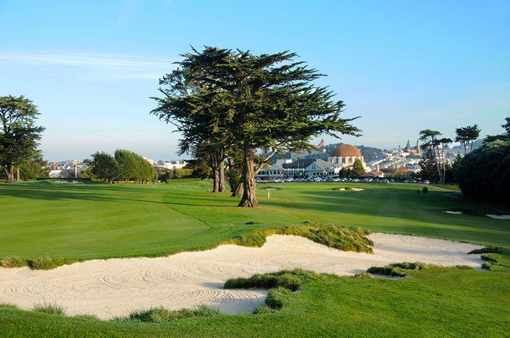 Presidio Golf Course & Cafe cover