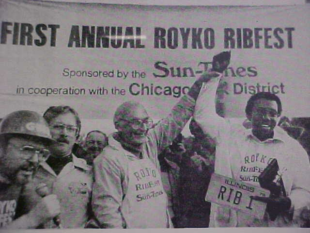 mike royko boss