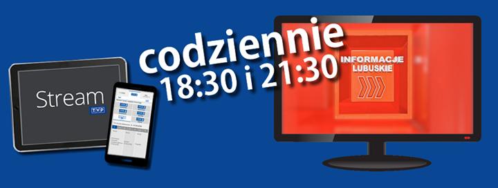 TVP3 Gorzów Wielkopolski cover