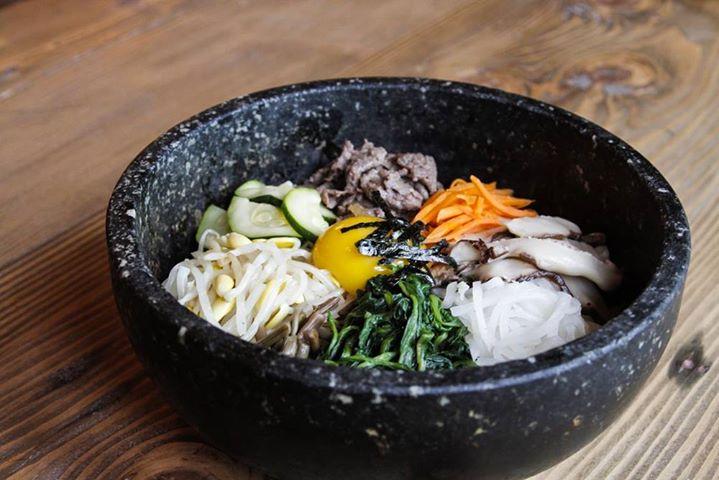 Meju Korean Kitchen cover