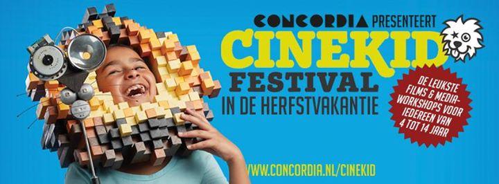 Concordia Film Theater Beeldende Kunst cover