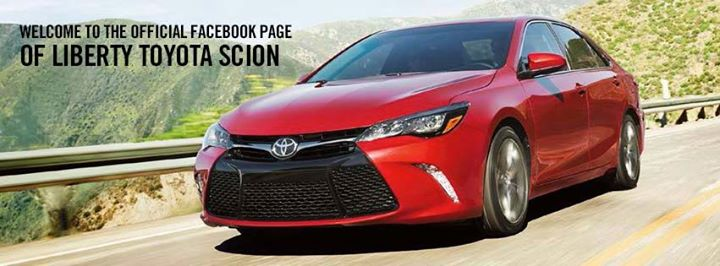Liberty Toyota cover