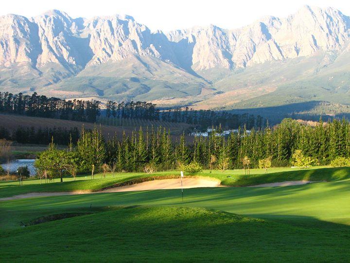 Erinvale Golf Club cover