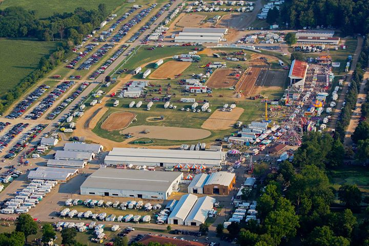 Ingham County Fairgrounds and Exposition Center cover
