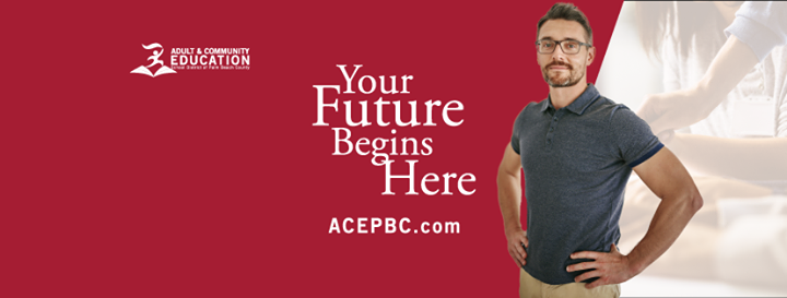 Adult & Community Education of Palm Beach County cover