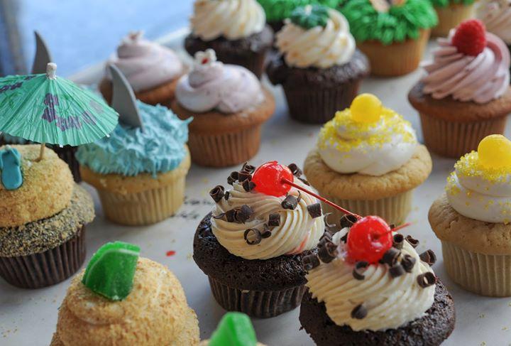 Cupcakes Actually cover