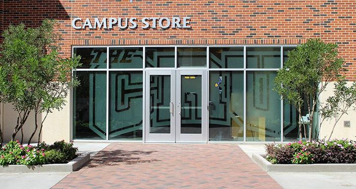 UMHB Campus Store cover